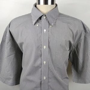 Rochester Mens Button Down Shirts Lot Of 2